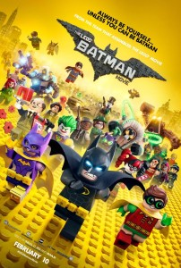 LEGO Batman - Il film - poster